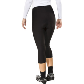 Löffler Basic 3/4 Bike Pants Women black